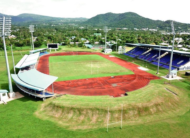 Apia Park will host the opening and closing ceremonies for the 2019 Pacific Games.