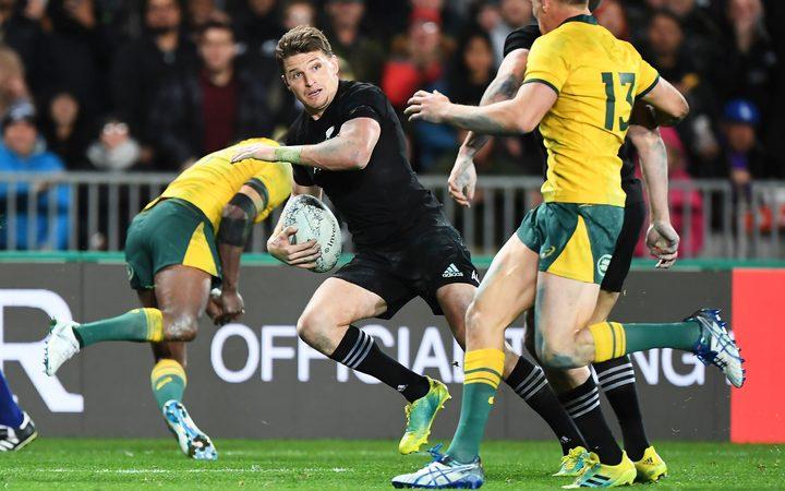 Wallabies shock All Blacks with 47-26 win | RNZ News