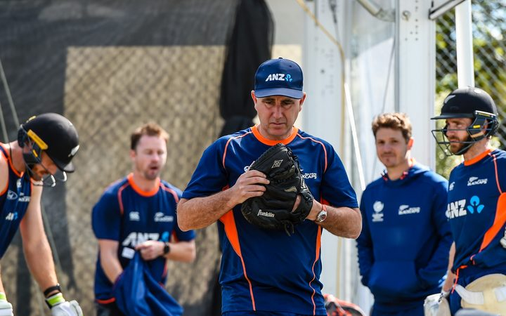 New Black Caps coach Gary Stead getting to know the team environment has been a focus for him in the first two months of his new role.