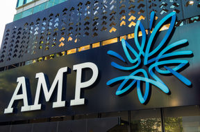 AMP is an Australian financial services company. This is its office in Melbourne.
