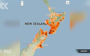 Quake shakes most of NZ