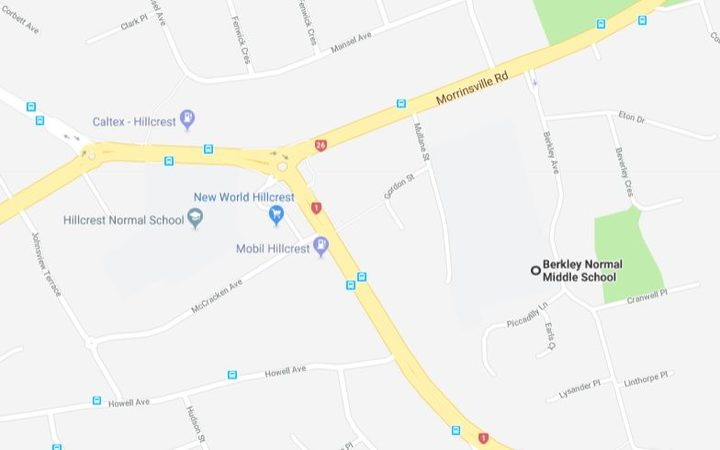 Girl Hit By Ute At Crossing In Hamilton Rnz News