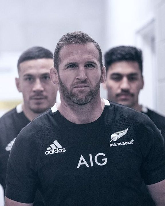 New All Blacks jersey 2018.