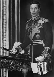 King George the VI