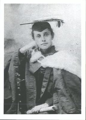 Ethel Benjamin  First Otago University woman Graduate in law Ex Cyclopaedia of N.Z. vol 4, p238