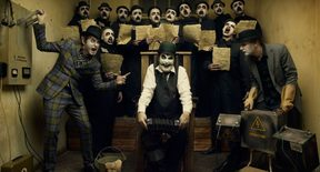 The Tiger Lillies' Rime of the Ancient Mariner