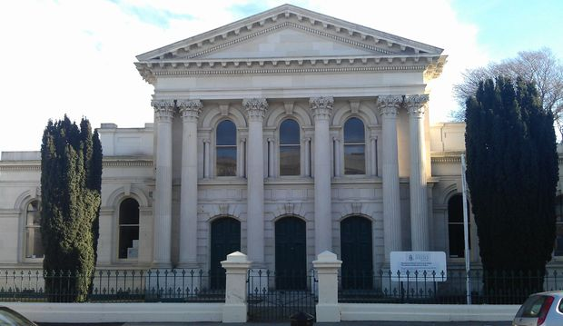 Oamaru courthouse too costly to save