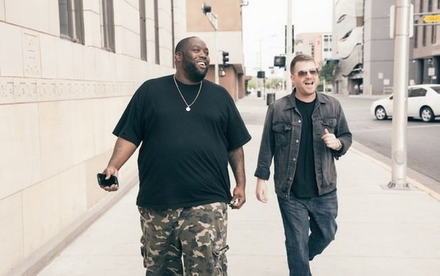 Run the Jewels' Killer Mike and El-P