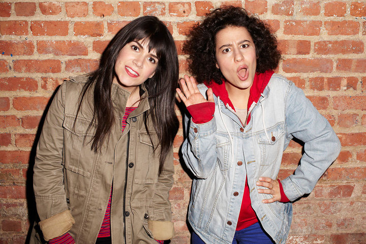 Broad City's Abbi Jacobson and Ilana Glazer