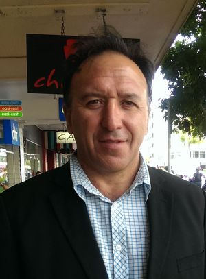 Pita Tipene, a Ngati Hine leader, is concerned about hapu members from overseas, who are out of the loop, being nominated for seats.