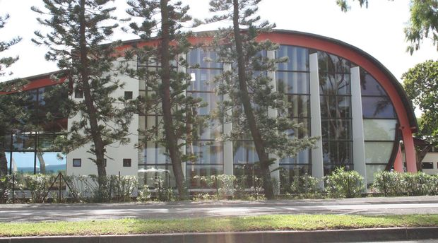 Secretariat of the Pacific Community building