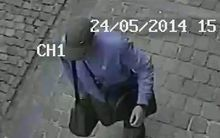 Belgian police released CCTV footage.