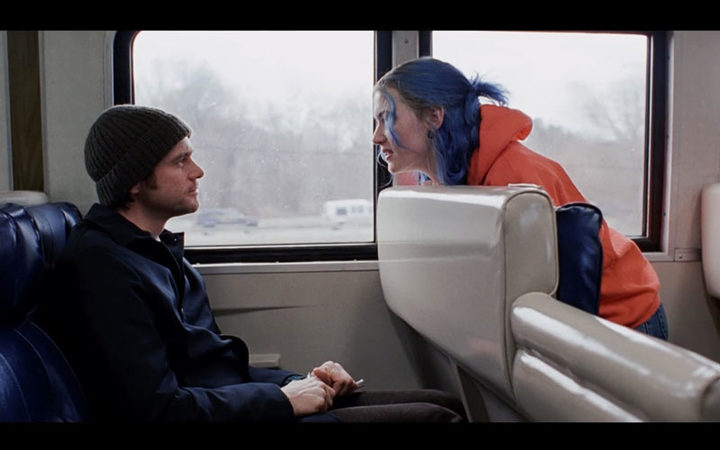 Jim Carrey's Joel Barish erased all memories of Clementine Kruczynski (Kate Winslet) after their break up in Eternal Sunshine of the Spotless Mind