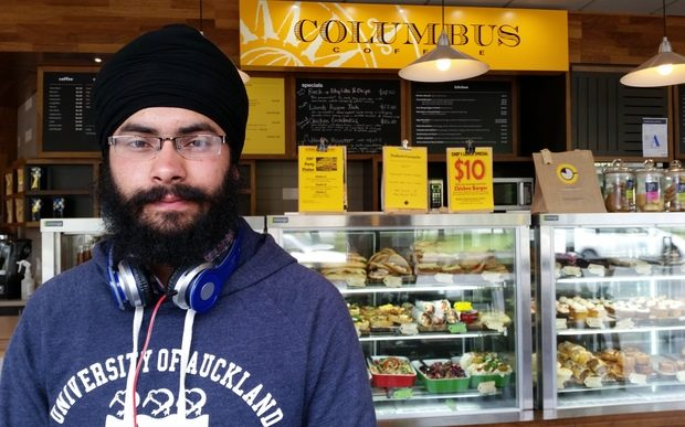 Jaspreet Singh was meeting his medical school mentor when police arrived.
