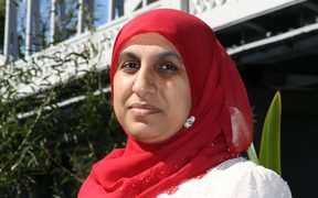 "Anjum Rahman says the government should stop ""fear mongering"""