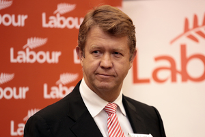 Leader of the Labour Party David Cunliffe.