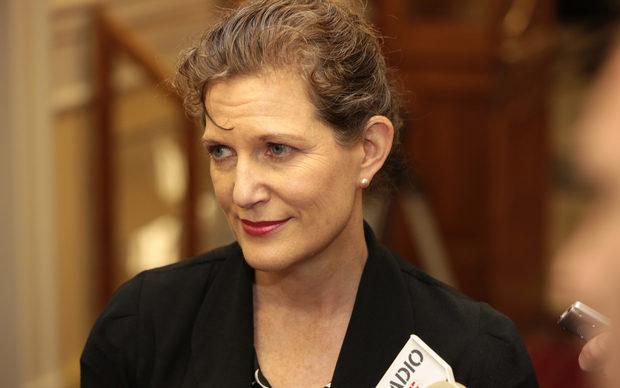 Security Intelligence Service (SIS) director-general Rebecca Kitteridge.