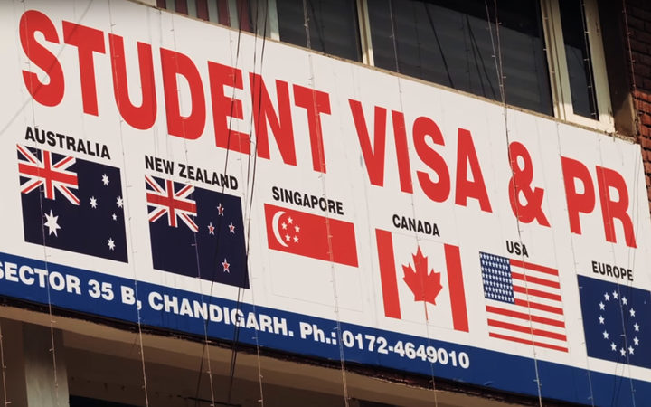 Why are so many Indian students coming to New Zealand? | RNZ