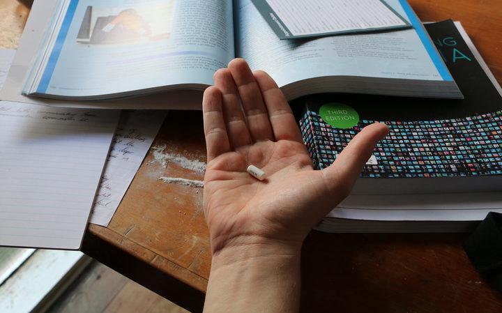 Popping pills to pass exams | RNZ News