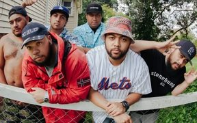 Auckland hip-hop collective SWIDT.