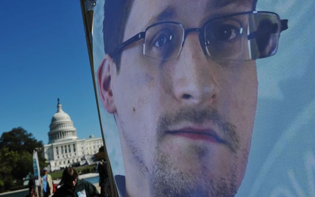 Edward Snowden said he put systems to work for the US at all levels.