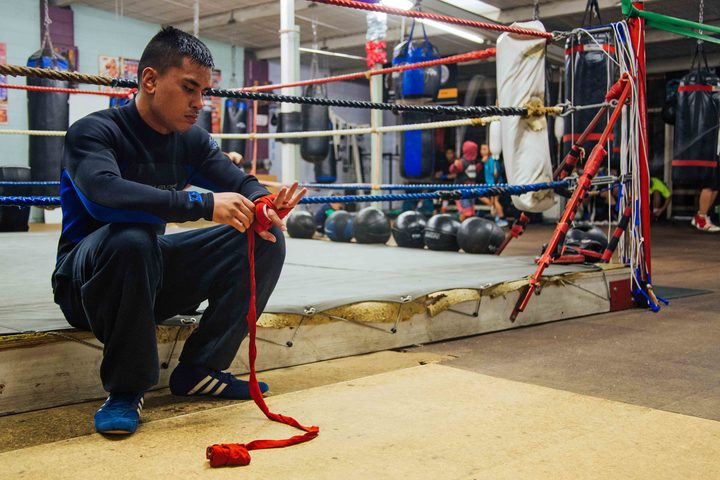Where fighters become champions | RNZ News