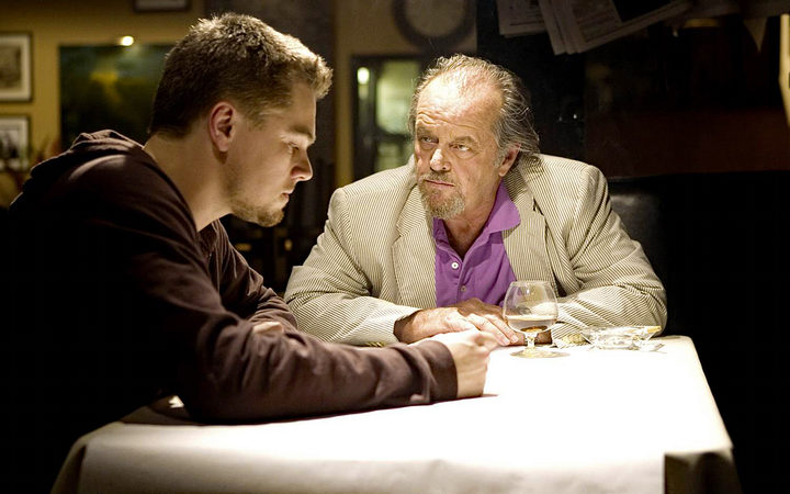 A scene from The Departed.