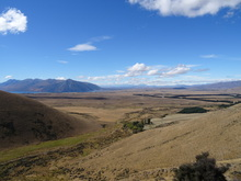 The Mackenzie Basin that could face a transformation as farmers look to intensify operations.