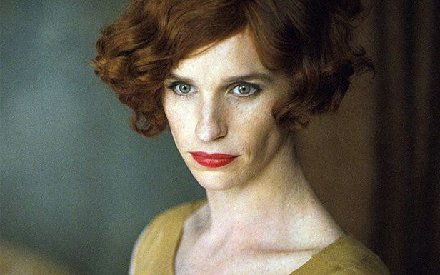 "A still from the film ""The Danish Girl."""