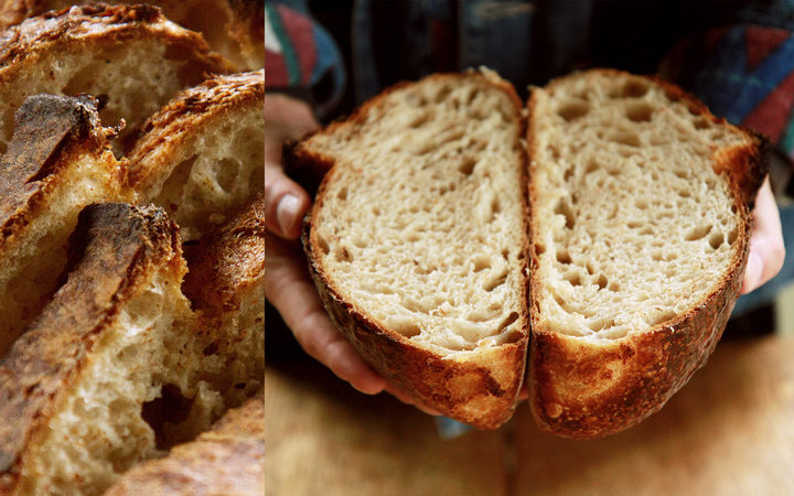 In baking the term 'crumb' refers to the quality and form of a loaf's interior