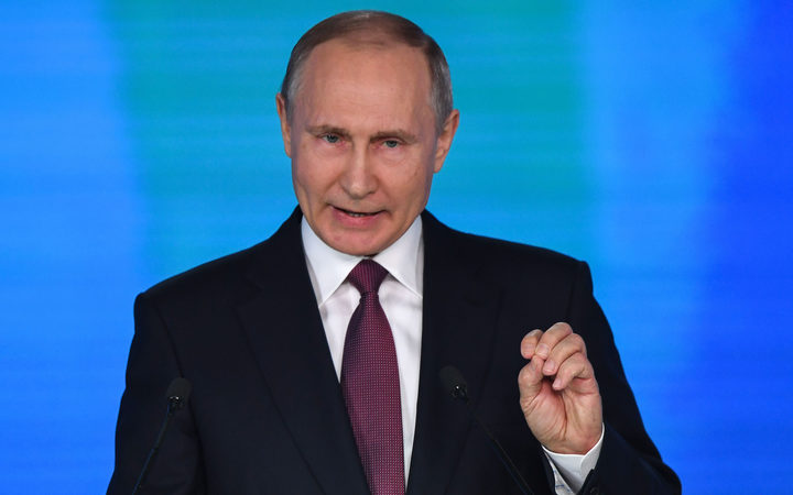 Russian president Vladimir Putin says a safe World Cup is vital for the country's image.