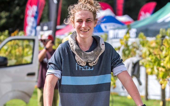 Mountain biker Kate Weatherly says the wrong message is being sent to trans athletes.