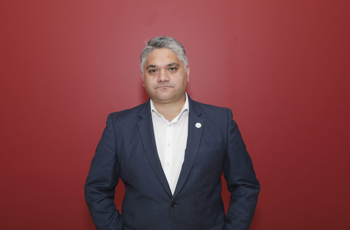 Suicide Prevention Australia and National Māori Authority chairman Matthew Tukaki.
