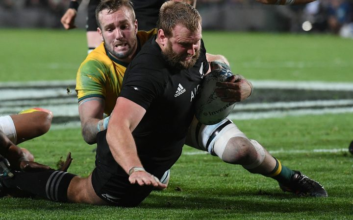 Rugby Championship: Australia thrash All Blacks 47-26 in Perth