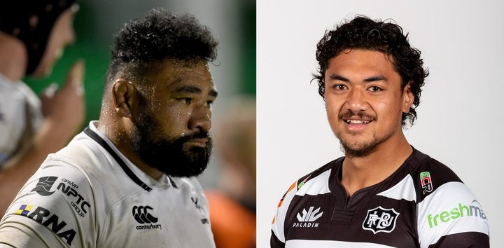 Ma'afu Fia and Sam Ulufonua will start for Tonga against the French Barbarians.