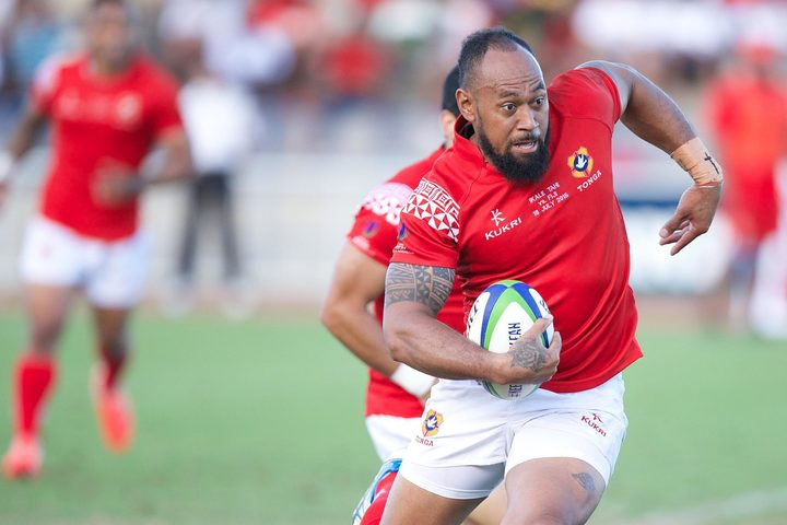 Vunga Lilo last played for Tonga in 2015.