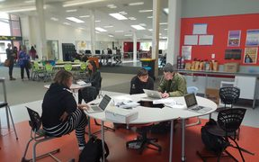 Haeata Community Campus uses radical new teaching methods.