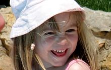 A photo of Madeleine McCann taken the day she went missing.