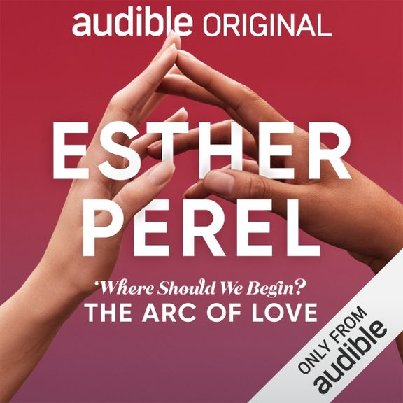 Esther Perel_The Arc of Love logo (Supplied)