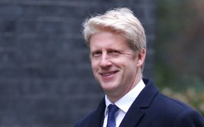 Former Conservative party MP Jo Johnson