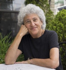 Food researcher Marion Nestle.