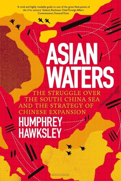A new book, Asian Waters, explores issues in the South China Sea.
