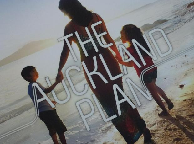 The Auckland Plan poster