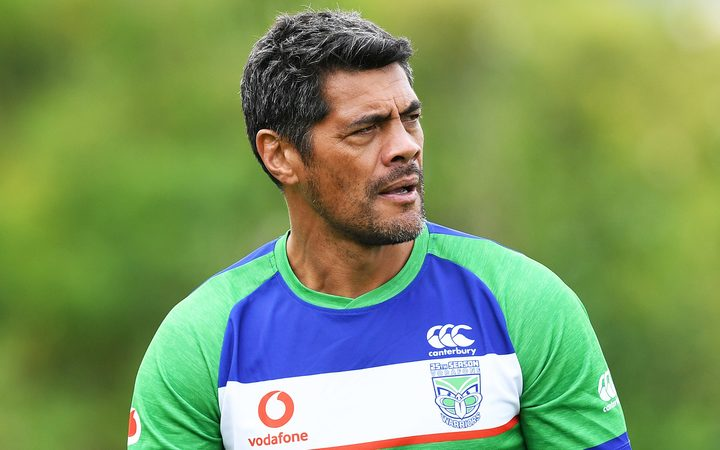 Warriors: 'I've got no problem with Shaun Johnson' - Kearney
