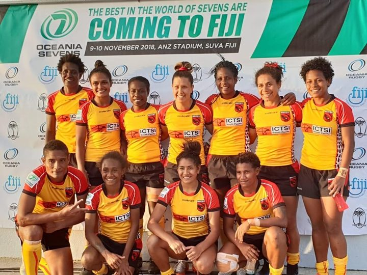 Papua New Guinea finished fourth at the 2018 Oceania Sevens, earning them trips to Sydney and Hong Kong.