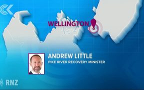 Police decision won't hinder Pike River re entry – Andrew Little