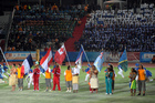 The opening ceremony for the 2011 Pacific Games in New Caledonia.