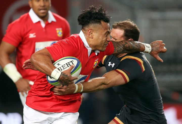 Halfback Sonatane Takulua will be a key player for Tonga against Wales.