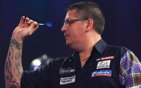 Gary Anderson denies he was the 'fartgate' culprit.