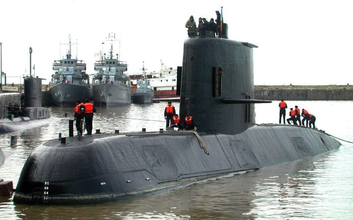 Submarine which disappeared with 44 crew is found one year later